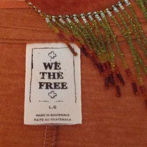 We The Free Tops - 🍃🌸🌺 'We The Free' - My Boyfriend's Weekend Tee